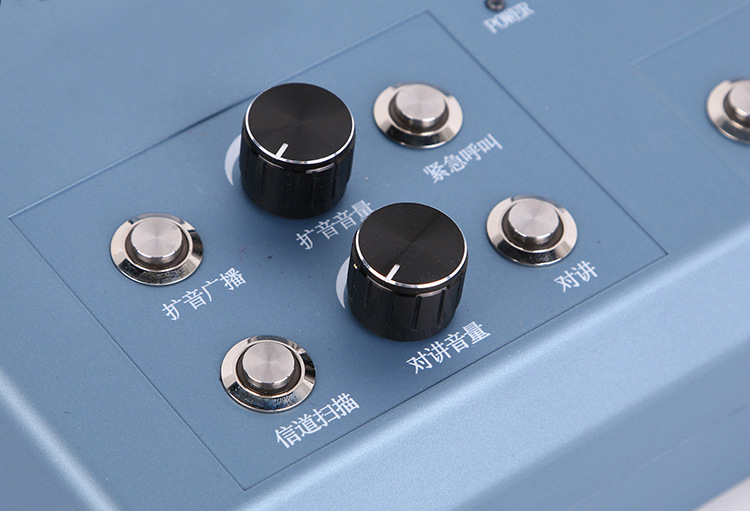 manbetx万博体育客户端万博国际博彩最新版下载万博官网APP下载指令扩音对讲主机KXT-D11实拍3